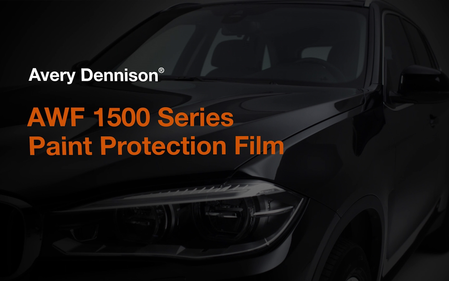 Avery Paint Protection Film
