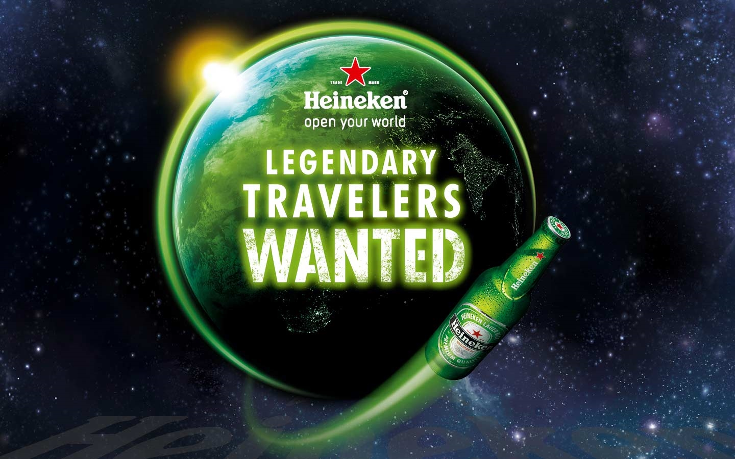 Legendary Travellers Wanted
