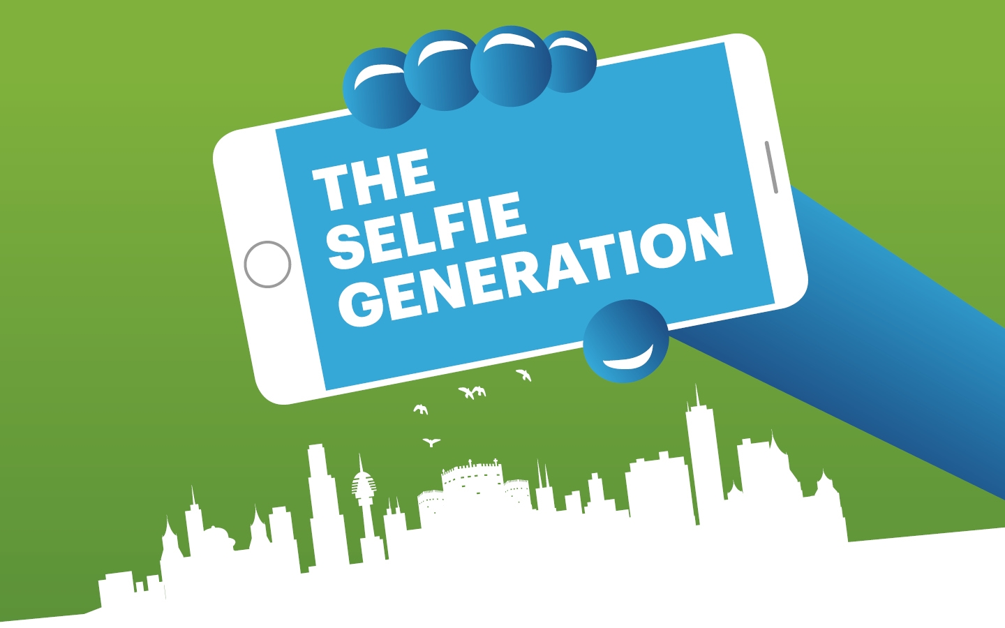 The selfie generation