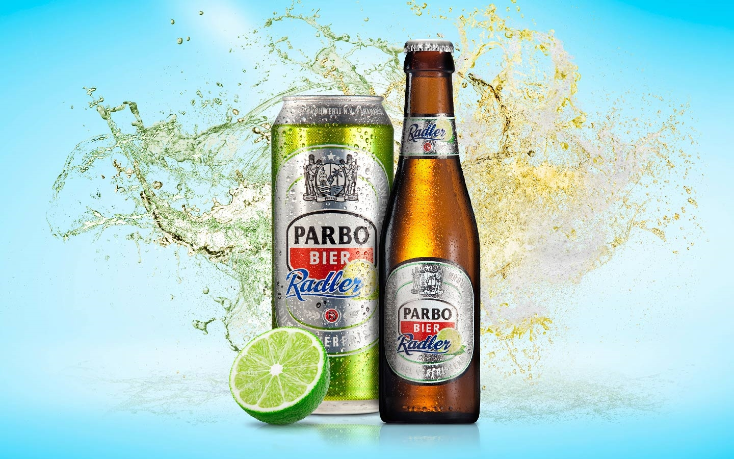 Parbo Radler Introductie
